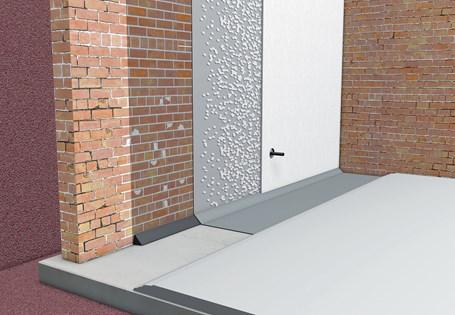 Extrem Kellerabdichtung Innenseite - Köster Bauwerksabdichtung Luxemburg FG76